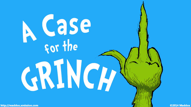 A case for The Grinch