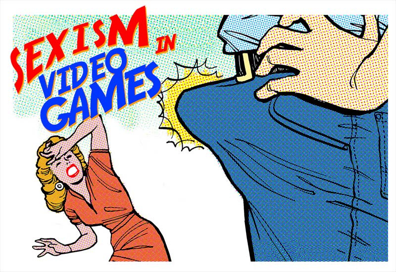 sexism in videogames